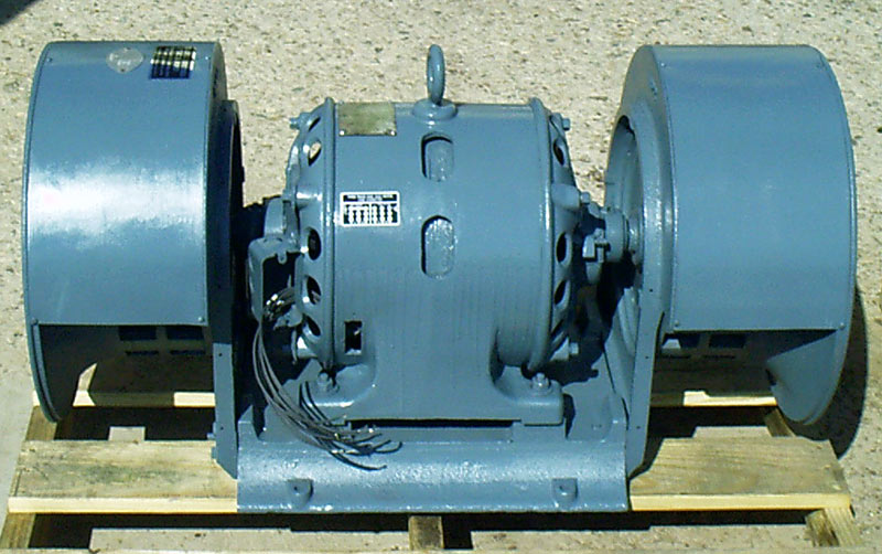Turbiville industrial electric works llc electric motor for Antique electric motor repair